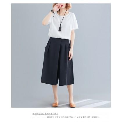 PS5801-SKIRT PANTS半身裙裤