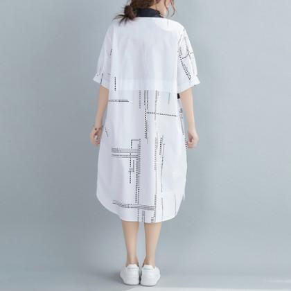 202108-VX300425-MEDIUM & PLUS SIZE DRESS 中大码女装连身裙