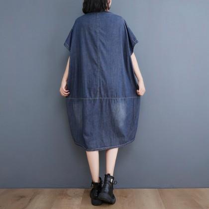 202109-VX300487-MEDIUM & PLUS SIZE DRESS 中大码女装连身裙