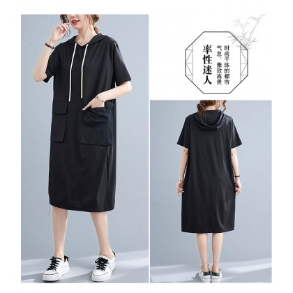 202109-VX300488-MEDIUM & PLUS SIZE DRESS 中大码女装连身裙